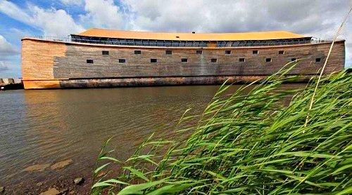 Modelo del Arca de Noaj